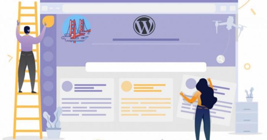 thiết kế website bằng WordPress cho người mới bắt đầu